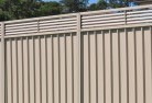 Akaroa Colorbond fencing 13