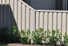 Akaroa Colorbond fencing 7
