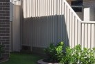 Akaroa Colorbond fencing 8