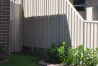 Akaroa Colorbond fencing 9