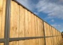 Kwikfynd Lap and Cap Timber Fencing akaroa