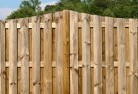 Akaroa Wood fencing 3