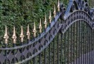 Akaroa Wrought iron fencing 11