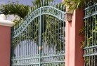 Akaroa Wrought iron fencing 12