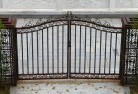Akaroa Wrought iron fencing 14