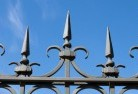 Akaroa Wrought iron fencing 4