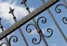 Akaroa Wrought iron fencing 6